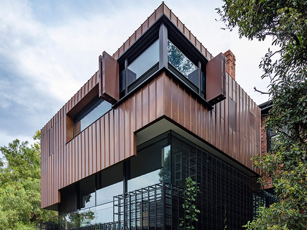 South Yarra 'treehouse'
