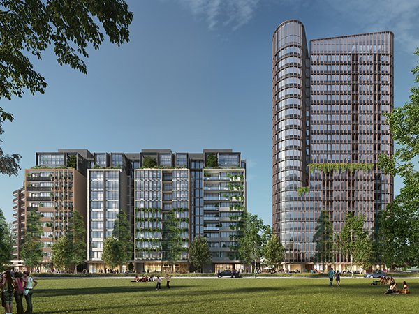 Mirvac and Landcom gear up for next stage of Green Square's development