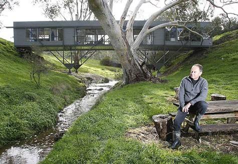 how to get a internship as a architect australia
