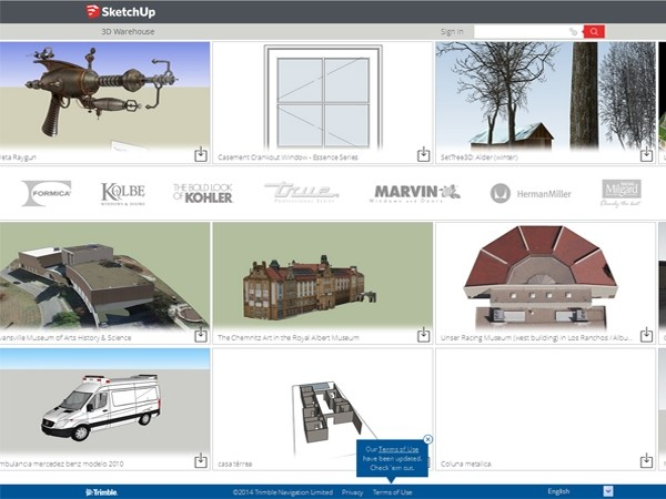how to change sketchup to cm