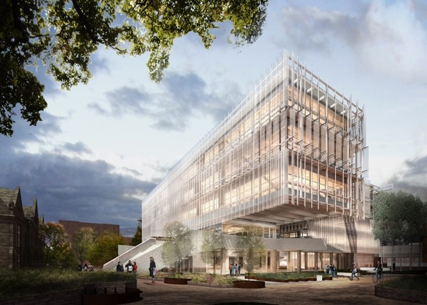 Brookfield to design and construct university building in for College building design