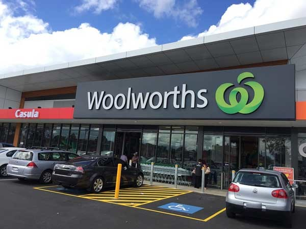New Woolworths store