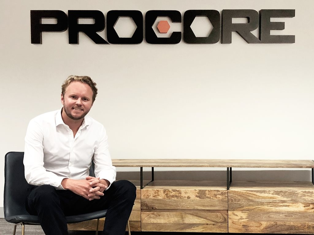 Tom Karemacher has been appointed as the vice president of the newly-established Procore APAC division. Image: Supplied