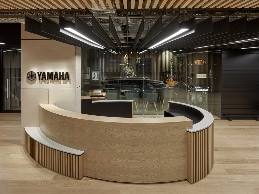 Japanese Design Language And High Performance Workspaces