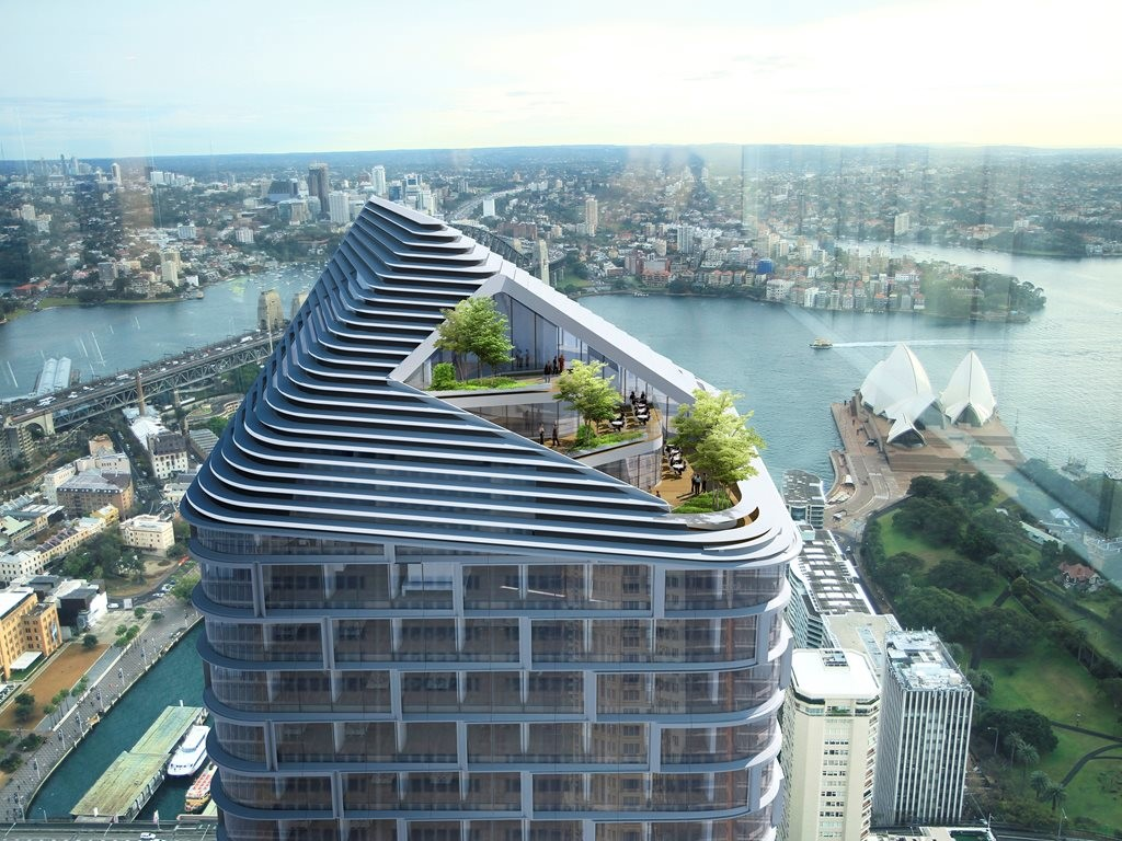 3xn S Sydney Stack Approved Circular Quay Gets Its