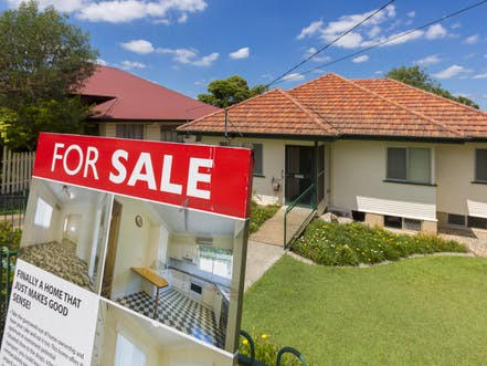 The old pathways to home ownership have been displaced by more uncertain routes that waver between owning and renting. Image: Glenn Hunt/AAP