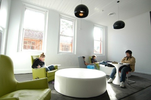 How Space Design Is Transforming University Education