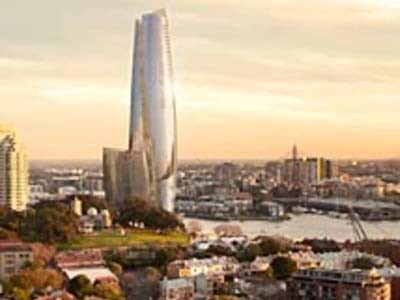 Artist's impression of Crown Sydney, Barangaroo (Photo: Supplied)