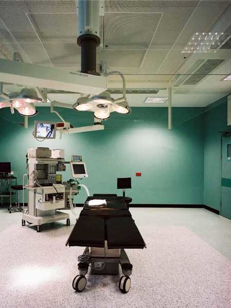Acrovyn Hydroclad Hygienic Wall Cladding For Healthcare