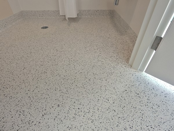 Non Slip Bathroom Flooring