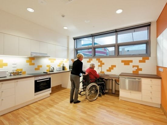 Swan Hill District Community Rehabilitation Centre in Victoria by DWP|Suters