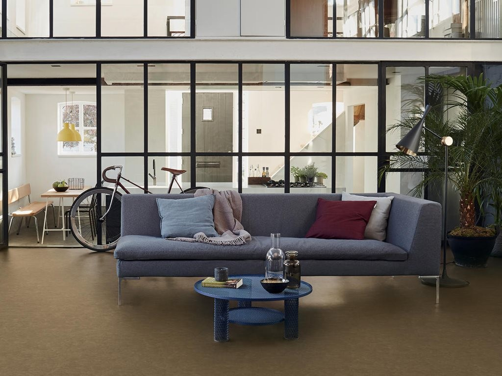 Tarkett's iQ One homogenous vinyl flooring range has achieved Cradle to Cradle Gold level certification. Image: Tarkett