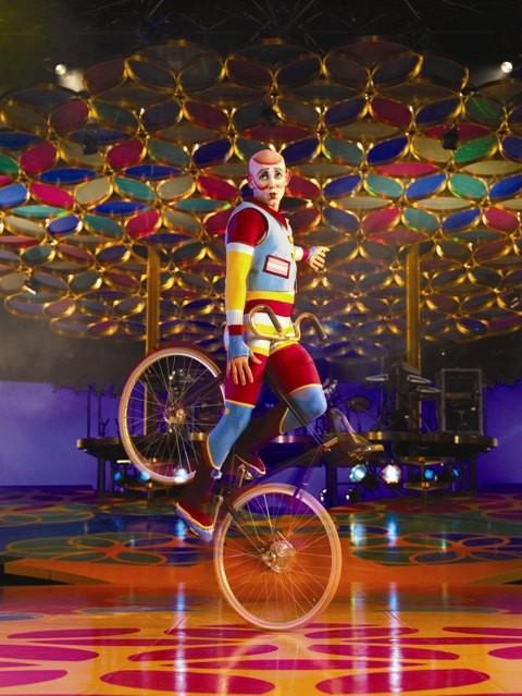 Cirque Du Soleil Stage Hits Brisbane Architecture Amp Design