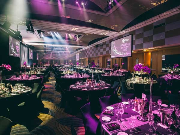 Jands engineered a bespoke staging solution for Sydney's Westin Hotel, overcoming all the challenges