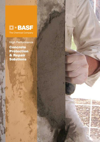 Concrete Protection & Repair Solutions