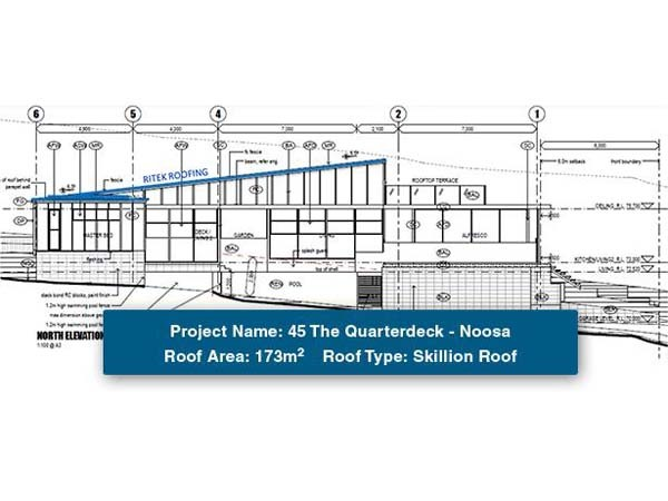 The Quarterdeck, Noosa build
