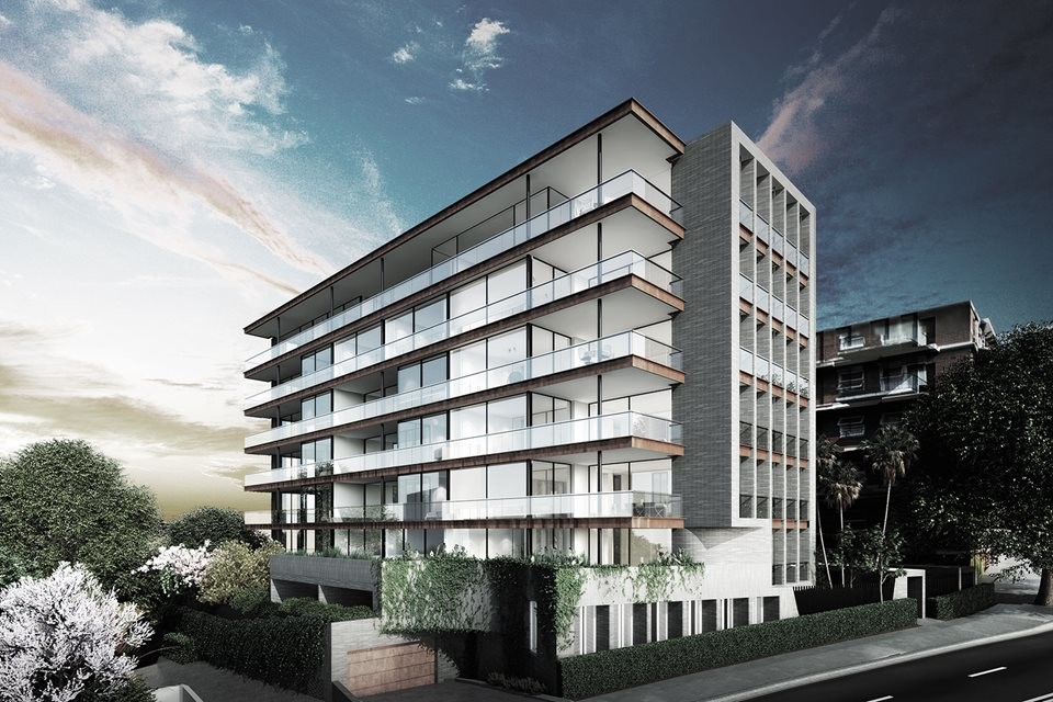 apartment building design. Architect Adam Haddow From SJB Says It Is The Best Residential Address In Potts Point, And Building Will Become A Sydney Icon. Apartment Design