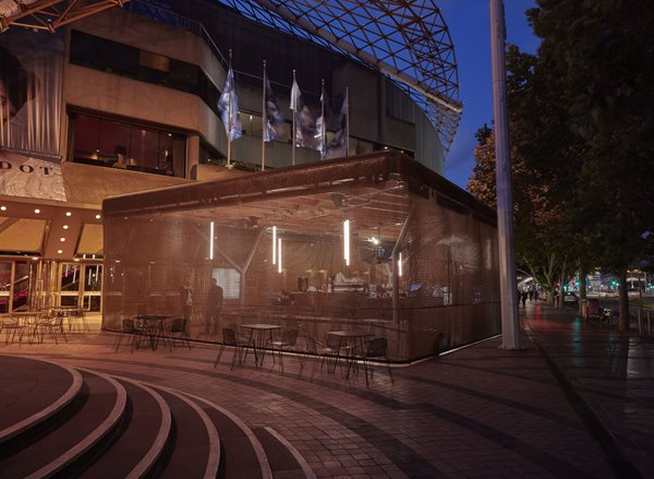 Cumulus opens Protagonist at Arts Centre Melbourne