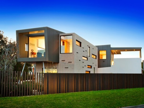 A model approach to housing 5 prefab homes in australia for Holiday home designs victoria