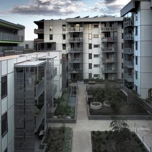 Elizabeth Street Walk Ups Richmond Housing Project By