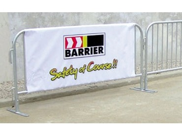 Event Fence portable crowd control barriers from Barrier Group