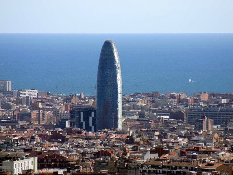 Torre Glòries in Barcelona is an obvious example of statement architecture, but much of the gender bias built into cities is more insidious and pervasive. Image: Wikimedia Commons, CC BY-SA