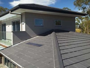 Monier Concrete Roof Tiles Offer Thermal Benefits At 8