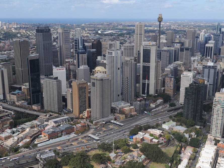 According to the Green Building Council of Australia (GBCA), both federal and state governments as well as industry need to have a much greater level of collaboration when it comes to the building and shaping of our cities. Image: The Conversation