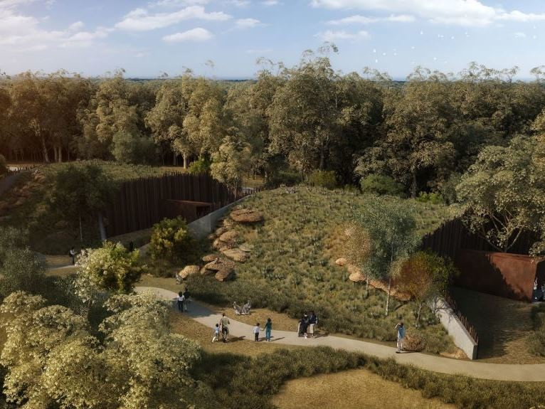 Details Emerge For New Sydney Zoo Greenroofs Concrete