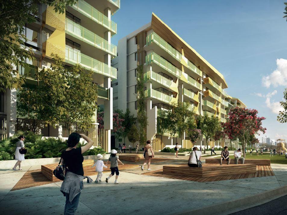 Cox Rayner Adds Three Buildings To Massive 600 Million