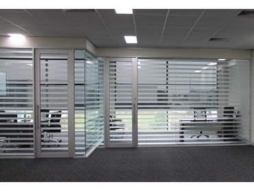 Tint Design Offers Several Frosted Window Film Options For