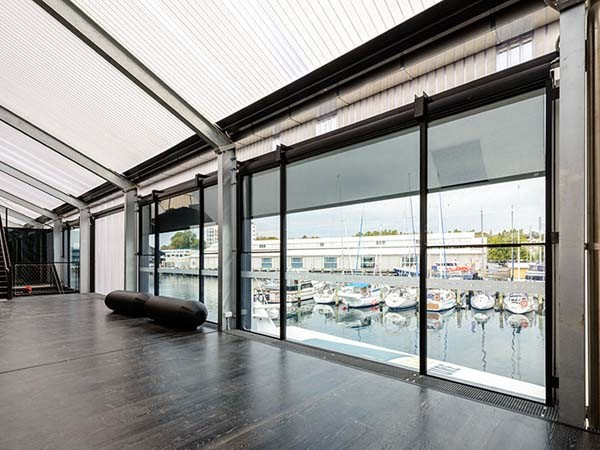 Awnings Provide Shade And Comfort At Hobart S Newest Ferry