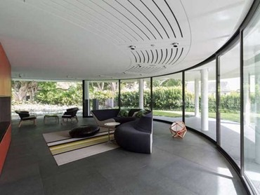 Sliding Doors And Windows Project With Bcg S Curved Glass