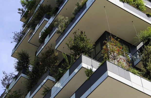 boeri studio 39 s vertical forest opens in milan architecture and design. Black Bedroom Furniture Sets. Home Design Ideas