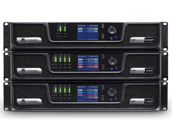 CDi DriveCore Series amplifier