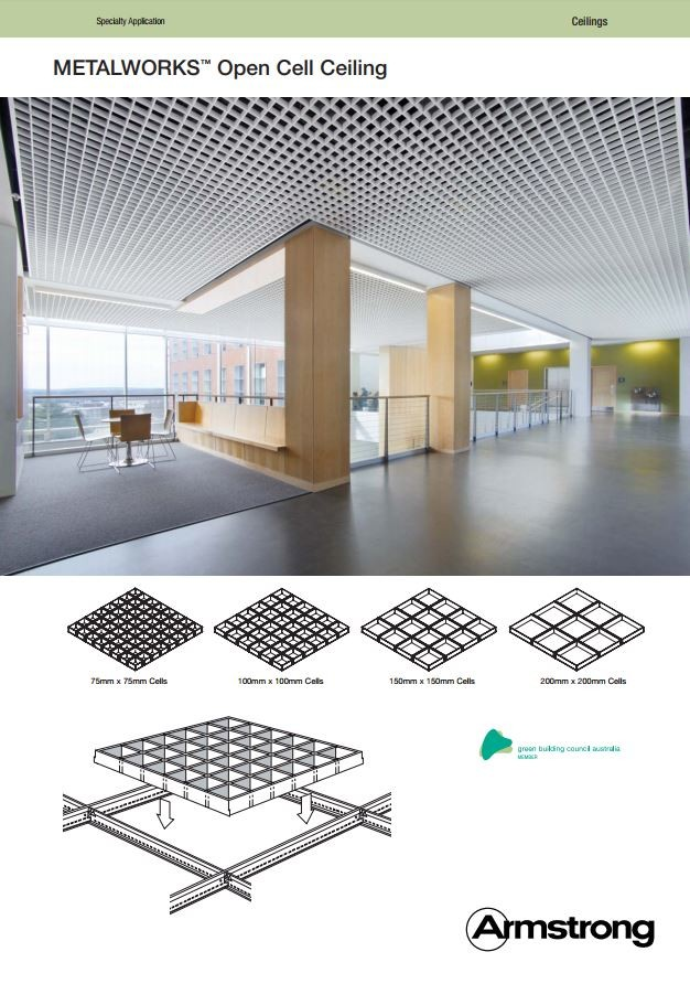 Armstrong Ceiling Solutions Architecture Amp Design