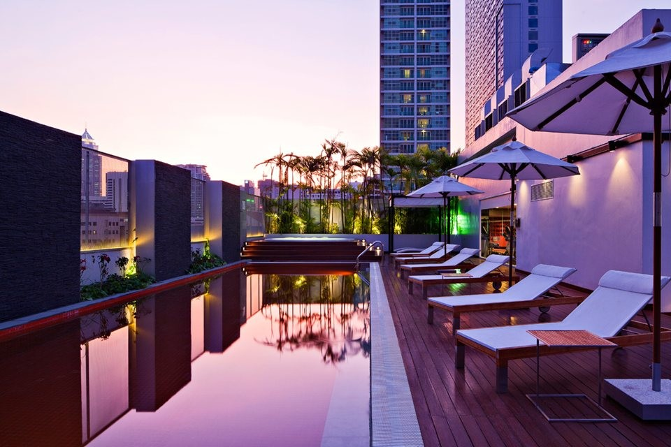 Hassell wins at asia pacific hotel design awards for Design hotel awards