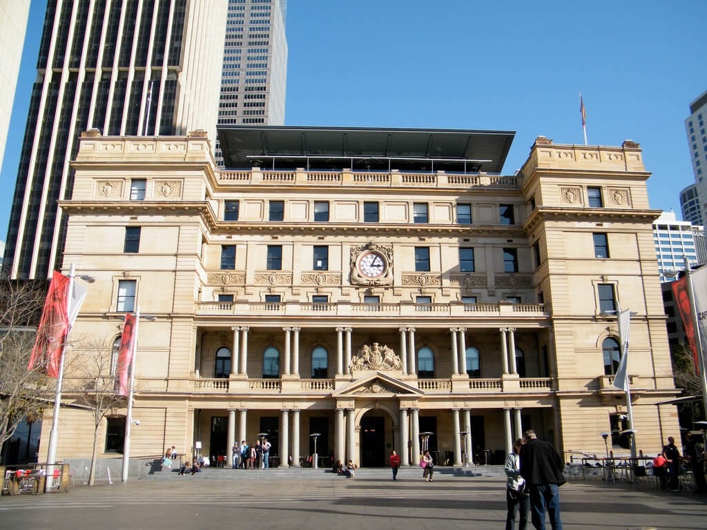 Customs House Sydney