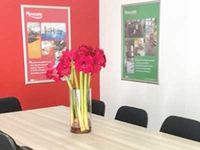 Flowcrete South Africa expands in Cape Town
