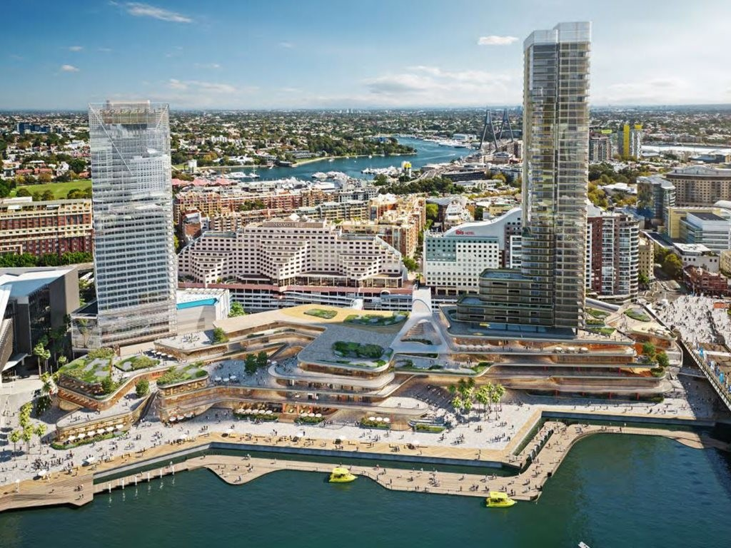 2 Massive Darling Harbour Developments Hit Planning Same