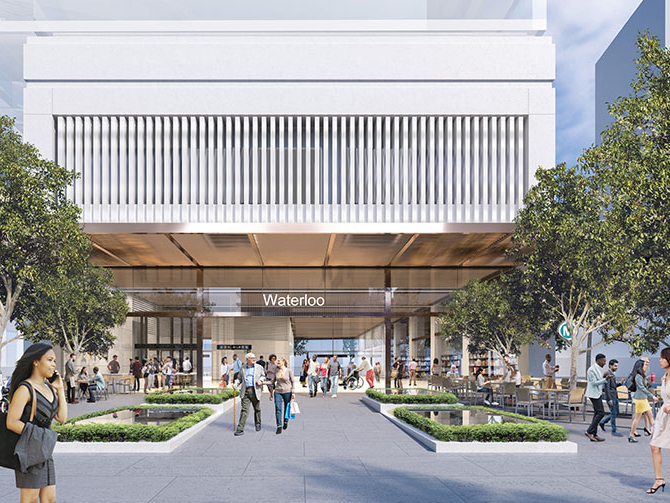 Waterloo Metro quarter finally gets the green light