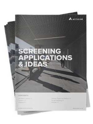 Screening - Getting it right the first time