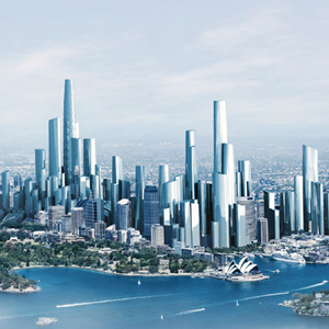 Sydney Architects Share Their Visions For Sydney In 2050