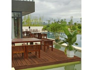 Bamboo decking from House of Bamboo | Architecture & Design