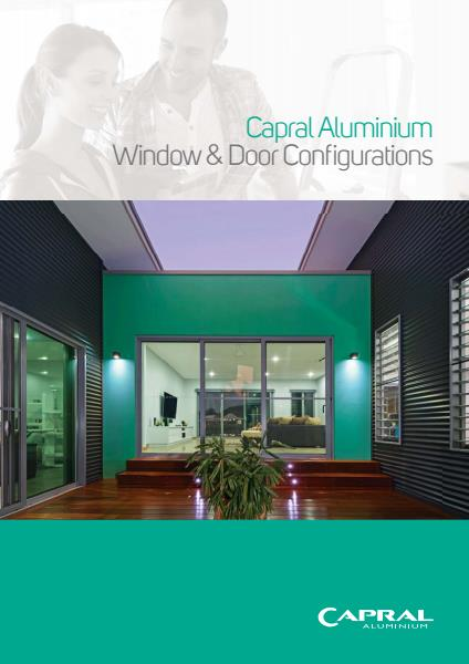 Capral Windows and Doors Brochure