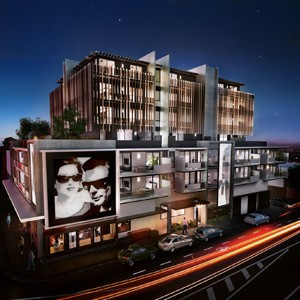 Artworks To Adorn Apartment Facade Architecture Amp Design