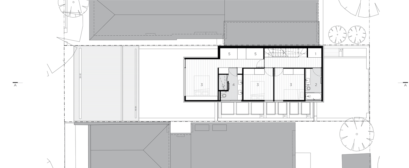 Fitzroy North House Plan 2
