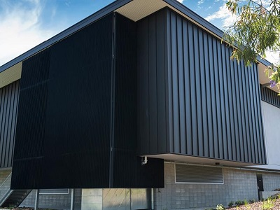 Lysaght Enseam Cladding Delivers Visually Impacting Design