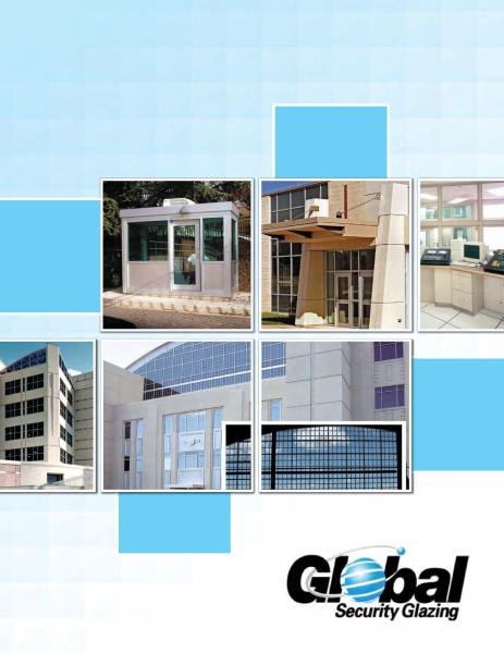 Global Security Glazing brochure