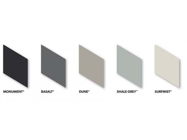 Colorbond Steel Matt For Striking Yet Subtle Roofs And